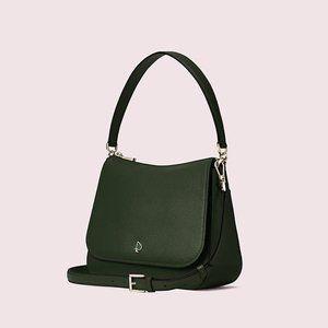 Kate Spade Polly Medium Flap shoulder bag 2 way